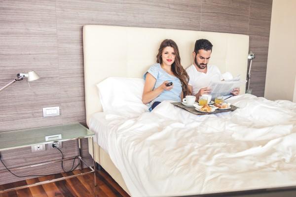 Komplet eksklusiv kaffeløsning til hoteller