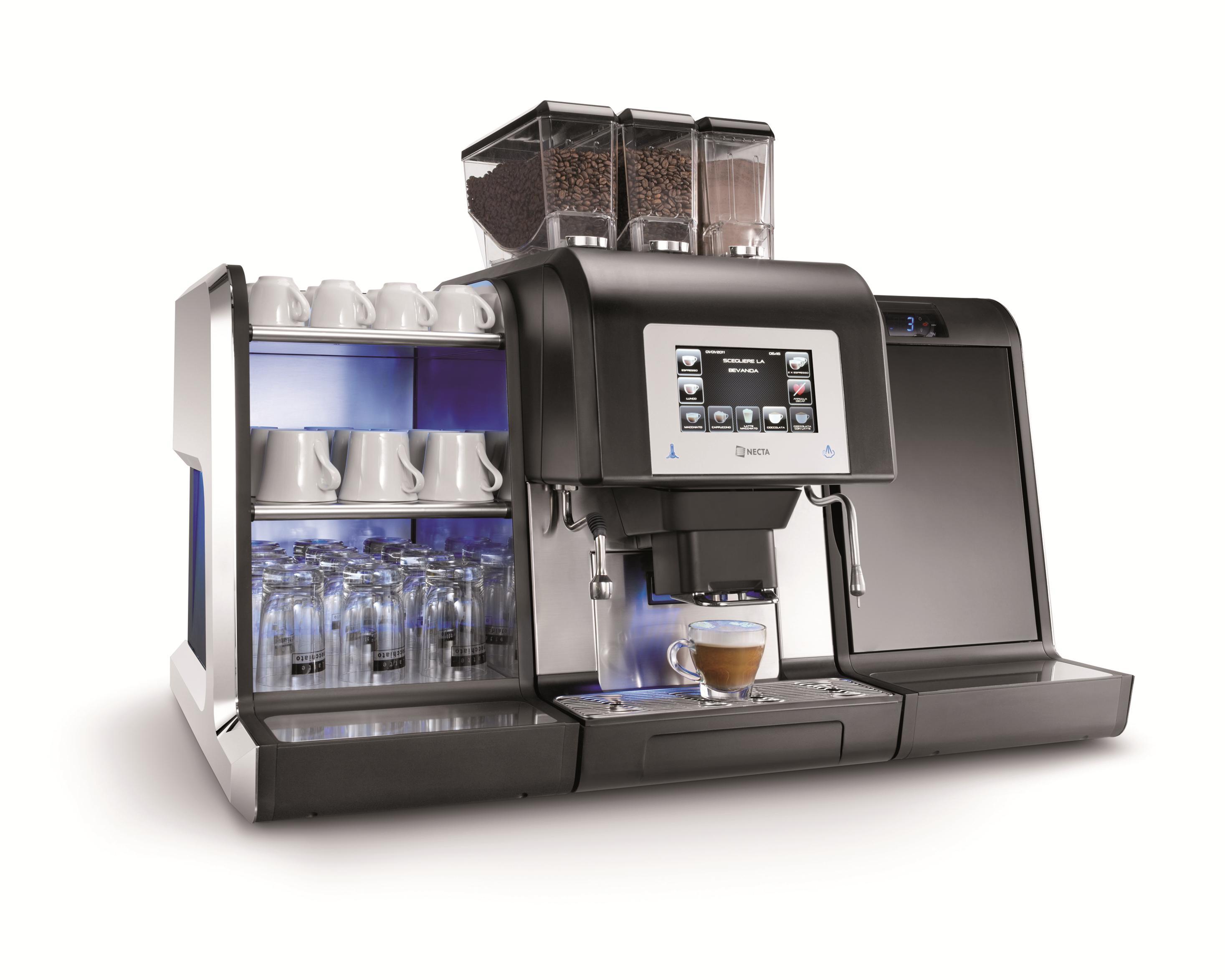 kaffemaskin for bedrift kaffeautomater kaffemaskiner. Black Bedroom Furniture Sets. Home Design Ideas