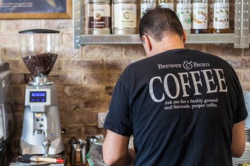 How Cornish Coffee is helping transform St Austell Brewery