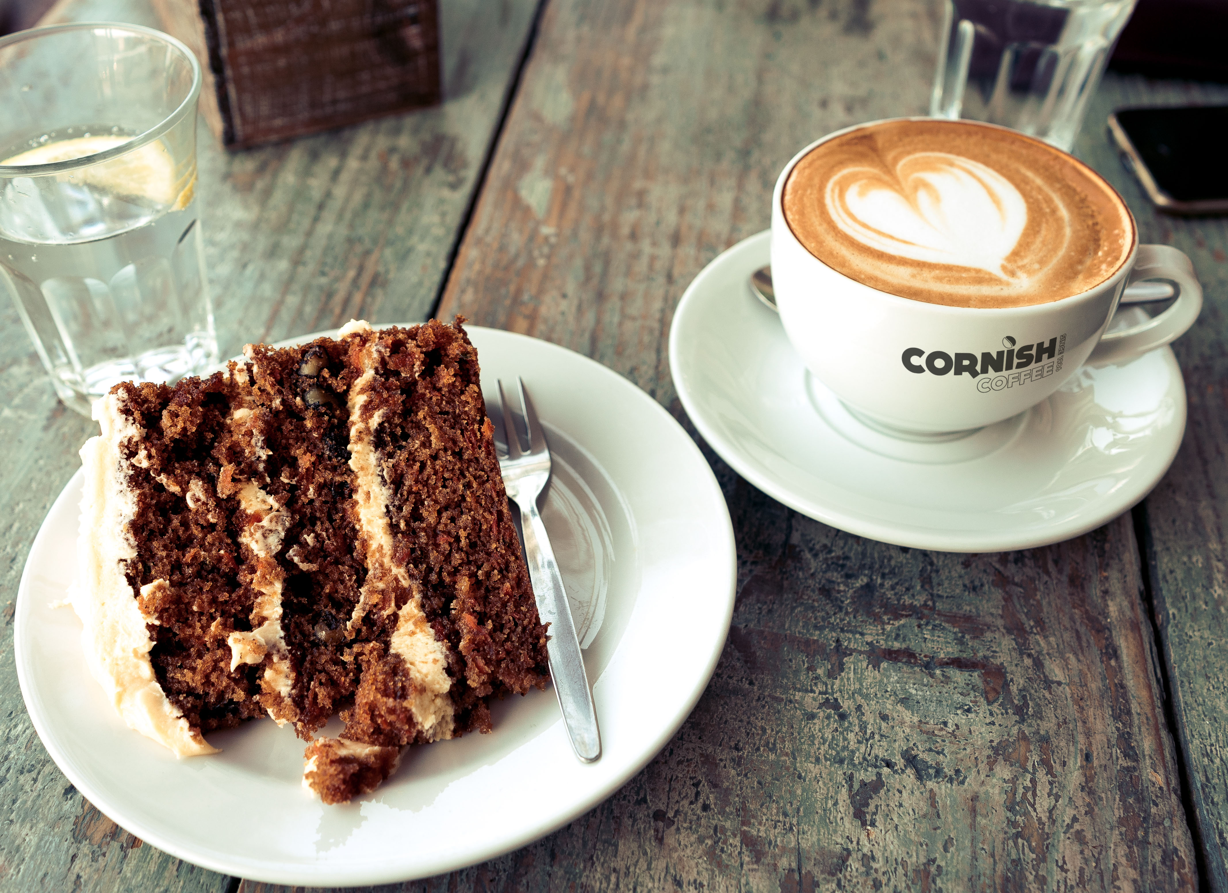 5 Of The Best Coffee And Cake Combinations