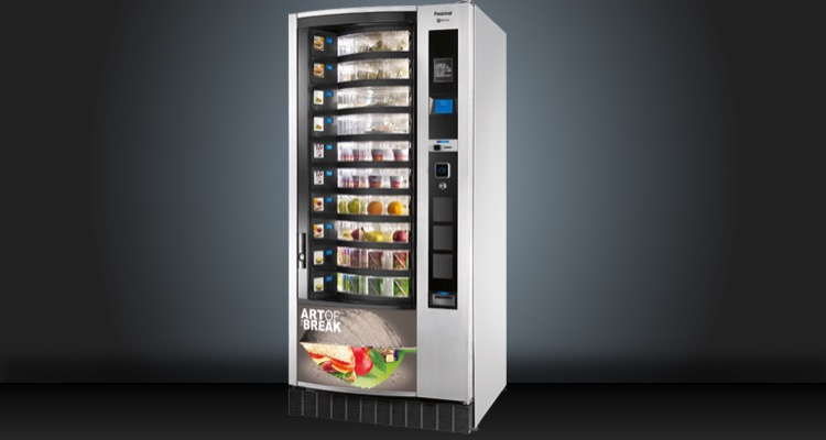 N & W Festival Fødevare og snackautomat