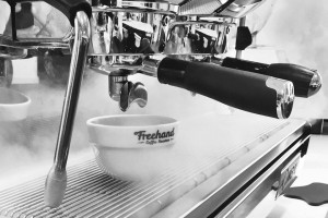 Espresso fra Freehand Coffee Roasters