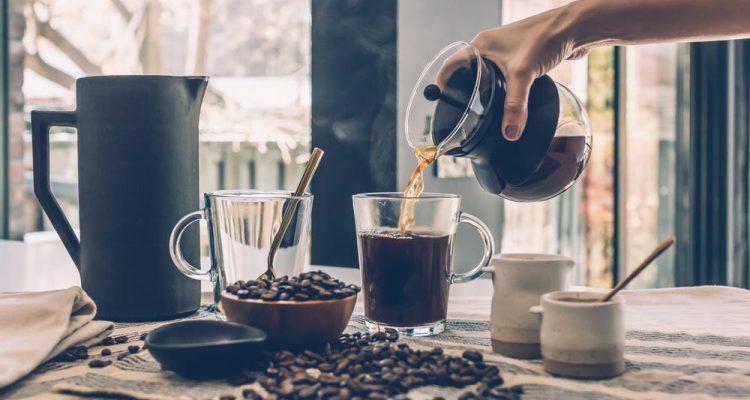 Cold brew kaffe