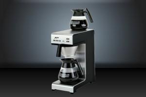 Kaffetrakter til arbeidsplassen