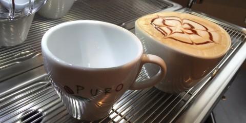 Test av kaffemaskiner til bedrifter