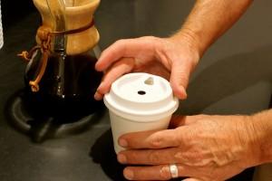 Takeaway kaffe