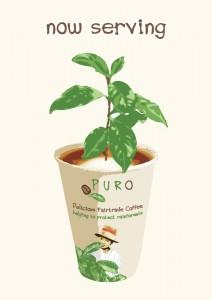 Puro Fairtrade kaffe hjelper regnskogen