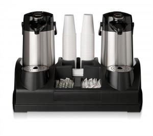 Serveringsanretning kaffetrakter