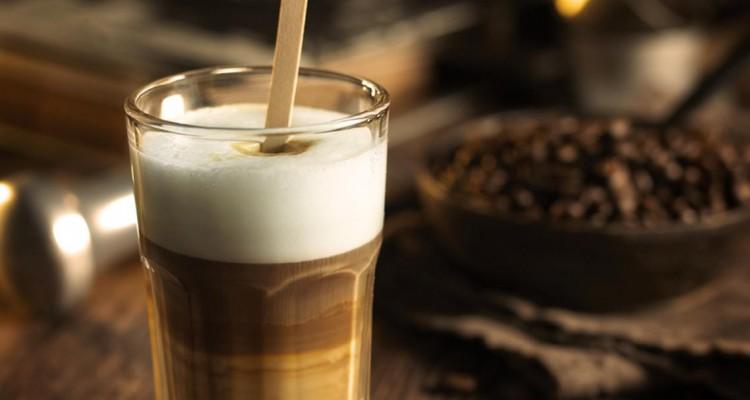 Kaffeautomat til bedrift