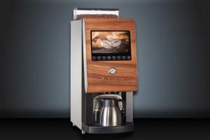 Peru Espressomaskin