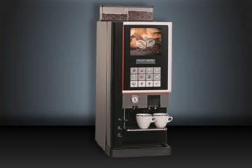 Venezuela helautomatisk espressomaskin