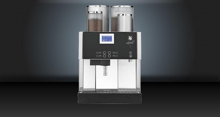 wmf cafemat kaffeautomater och vattenautomater fr n. Black Bedroom Furniture Sets. Home Design Ideas